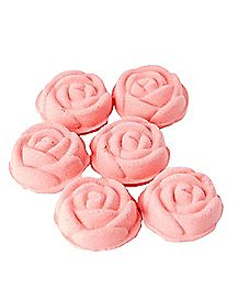 Bouquet of Roses Bath Bomb Set - 6 Pack