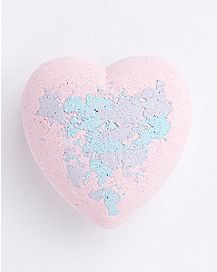 Passion Fruit Heart Bath Bomb