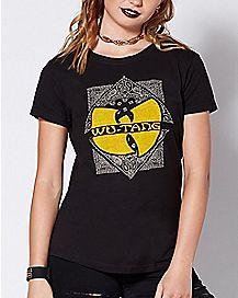 Paisley Wu-Tang Clan T Shirt