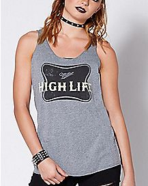 Miller High Life Tank Top