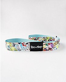 Rick and Morty Belt
