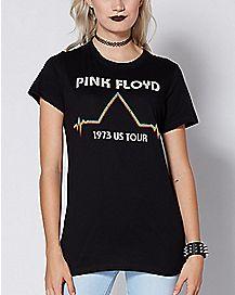1973 Tour Pink Floyd T Shirt
