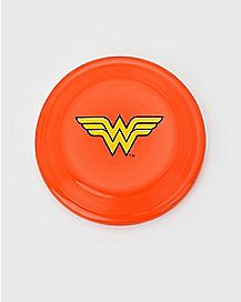 Wonder Woman Dog Frisbee - DC Comics