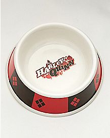 Harley Quinn Dog Bowl - DC Comics