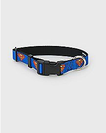 Superman Dog Collar - DC Comics