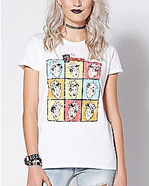 Square Jughead T Shirt - Archie Comics