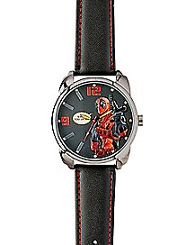 Deadpool Analog Watch - Marvel