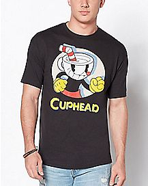 Cuphead T shirt