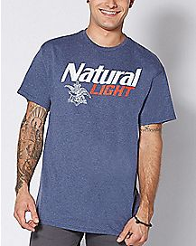 Natural Light T Shirt