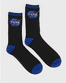 NASA Crew Socks