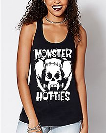 Monster Hotties Tank Top