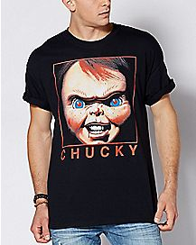 Chucky T Shirt - Child's Play