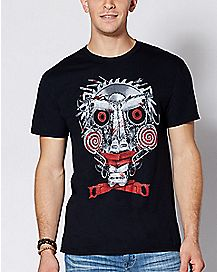 Jigsaw T Shirt - Saw