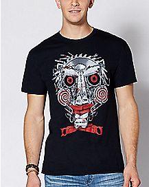 Jigsaw T Shirt - Saw