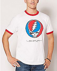Steal Your Face Grateful Dead T Shirt