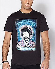 Voodoo Child Jimi Hendrix T Shirt