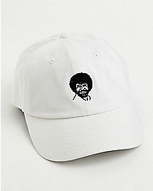 Bob Ross Dad Hat