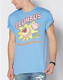 Plumbus T Shirt - Rick and Morty