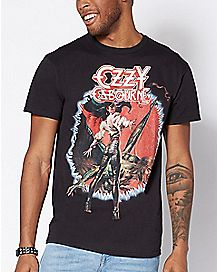 The Ultimate Sin Ozzy Osbourne T Shirt