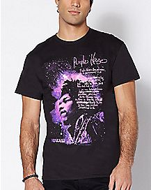 Purple Haze Jimi Hendrix T Shirt