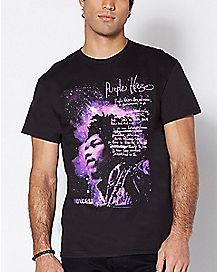 Purple Haze Jimi Hendrix T Shirt