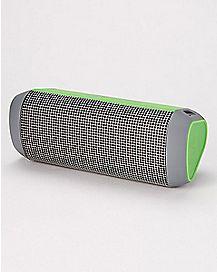 Green Neon LED Wireless Speaker