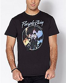 Purple Rain Prince T Shirt