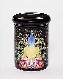 Buddha Storage Jar - 3 oz.