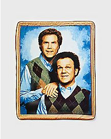 Step Brothers Fleece Blanket