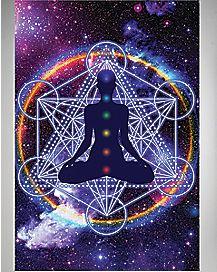 Chakra Buddha Poster