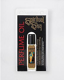 Spiritual Sky Carded Perfume Oil - Patchouly