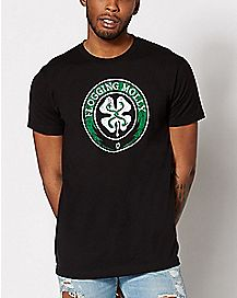 Clover Flogging Molly T Shirt