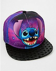 Galaxy Stitch Snapback Hat - Disney