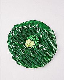 Sequin Saint Patrick's Day Hat