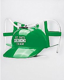 Saint Patrick's Day Drinking Helmet