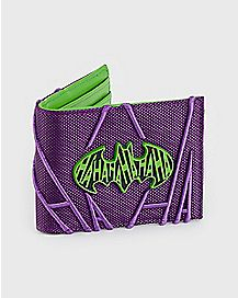 HAHAHA Joker Batman Bifold Wallet - DC Comics