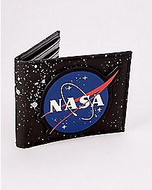 NASA Bifold Wallet