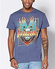 Wing Logo Journey T Shirt