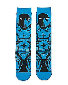 Black Panther Crew Socks - Marvel