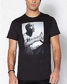Praying Tupac T Shirt