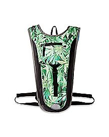 Weed Leaf Hydration Backpack