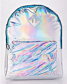 Iridescent Watercolor Backpack
