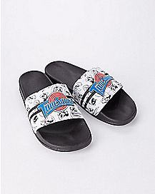 Tune Squad Slider Sandals - Space Jam