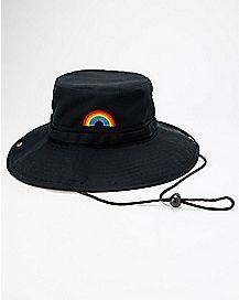 Rainbow Boonie Hat