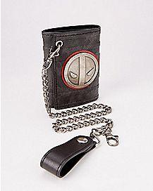 Deadpool Chain Wallet - Marvel
