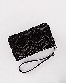 Lace Smartphone Charging Wallet