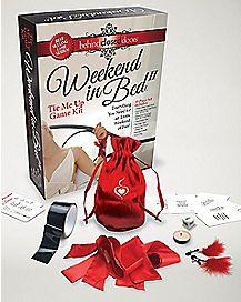 Weekend In Bed 2 Tie Me Up Kit