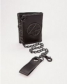 Pentagram Chain Wallet