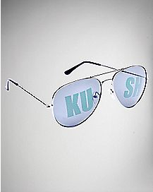 Kush Aviator Sunglasses