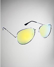 Savage Aviator Sunglasses